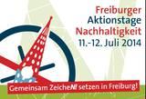 Freiburger Nachhaltigkeitstage 2014
