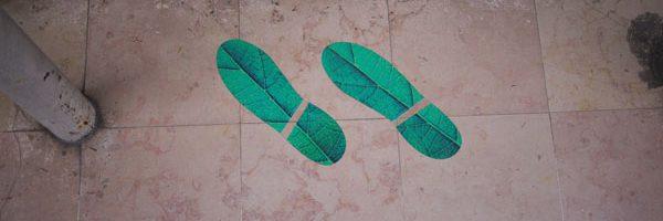 fesa-Thema: Ökologischer Fußabdruck