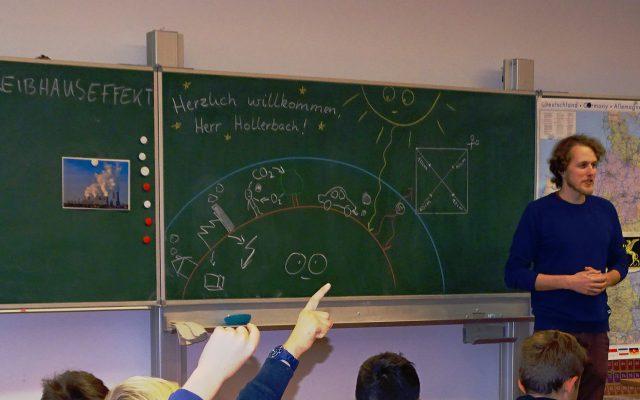 Umweltbildung an Schulen