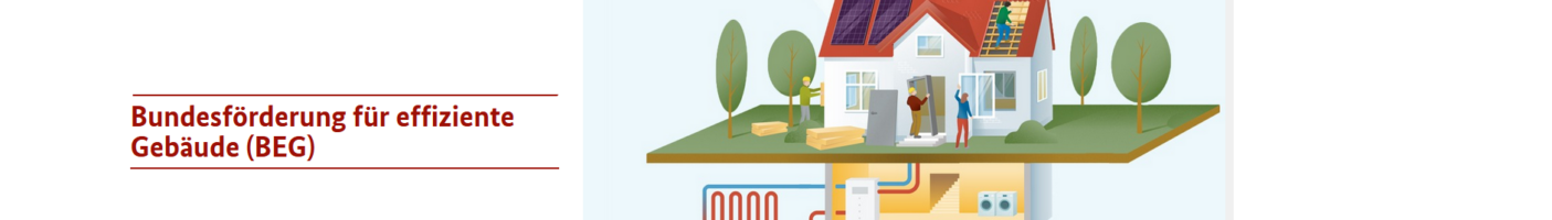 Relevanz und Bedeutung der neuen Bundesförderung für effiziente Gebäude (BEG)